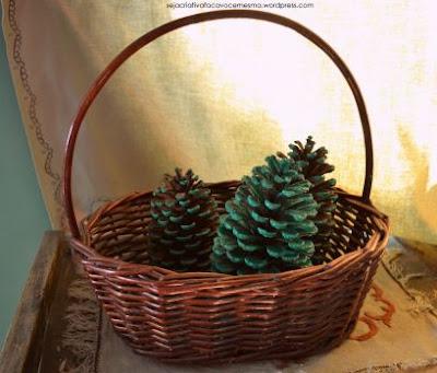 ideias incríveis de como decorar a casa com cestos
