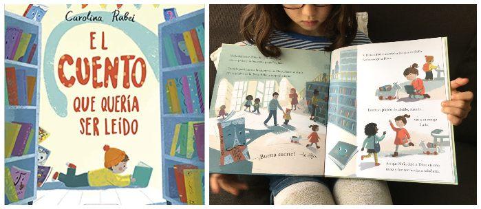 selección cuentos libros recomendado día libro