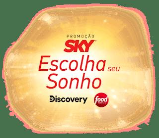 Promoção Sky Escolha Seu Sonho