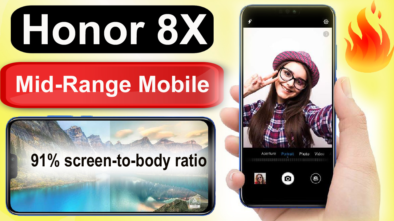 Huawei Honor 8X price, specifications, features, comparison