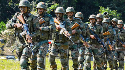 Commands of Indian Army