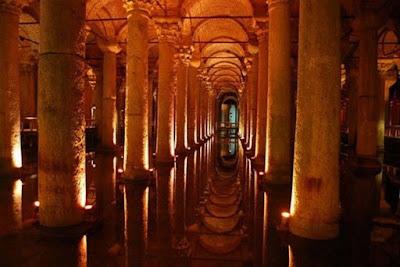 Τι κρύβεται στα υπόγεια τούνελ κάτω από την Αγία Σοφία