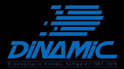 Logo Dinamic Software 35 aniversario