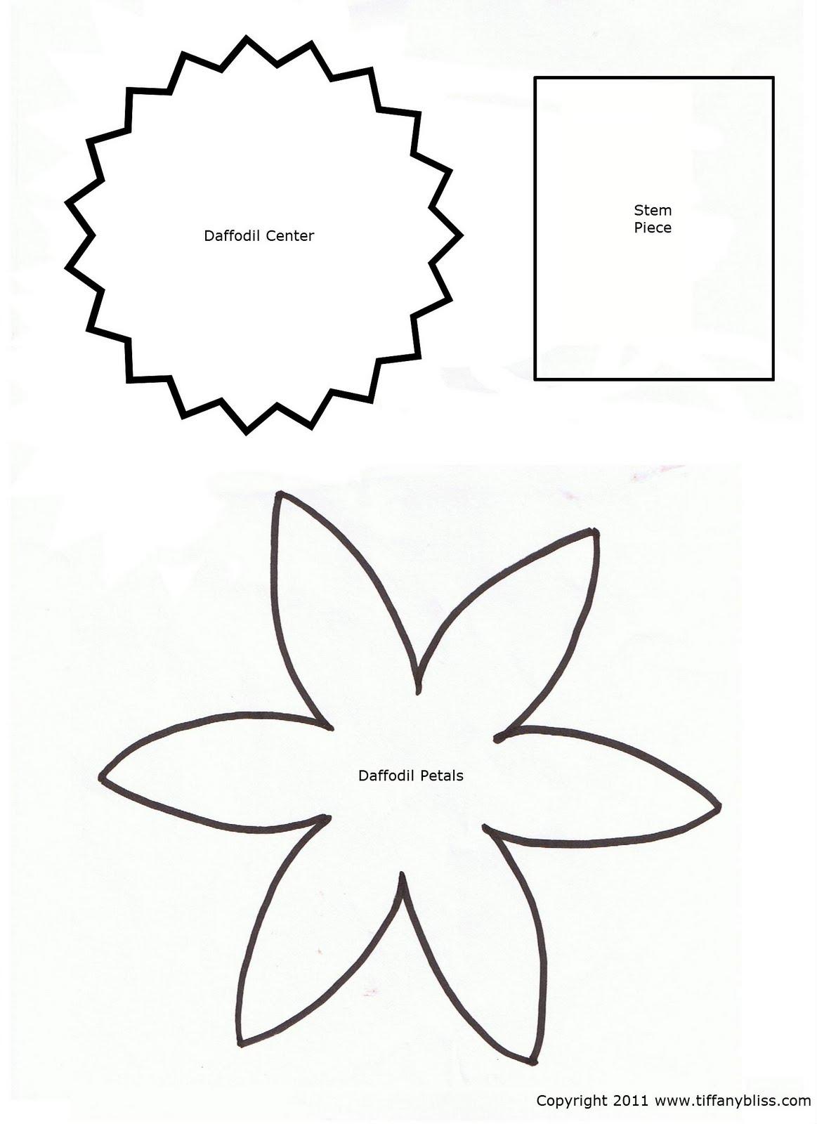 Paper Flower Pattern Cut Out