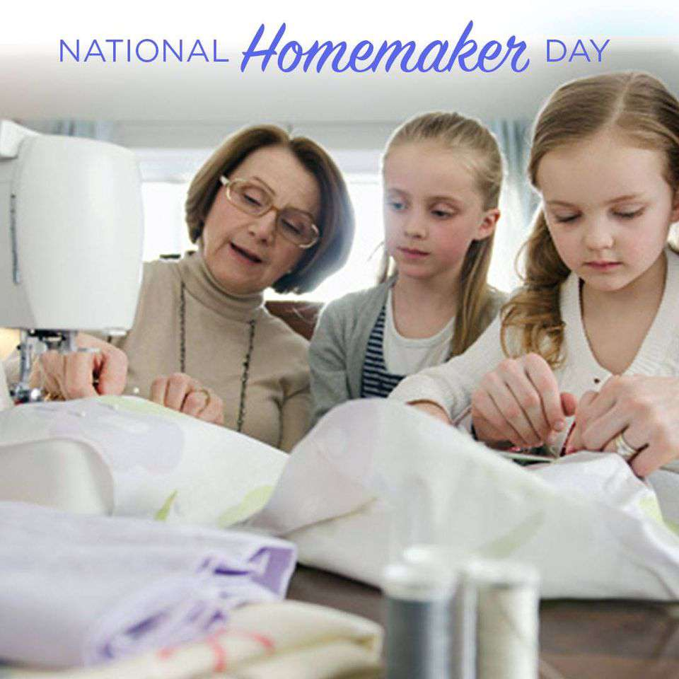 National Homemaker Day Wishes Images