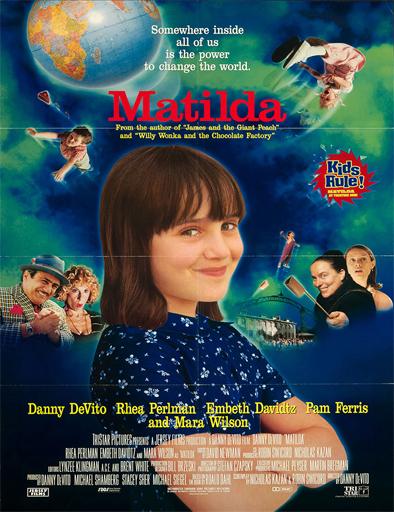 Ver Matilda (1996) Online