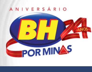 Cadastrar Promoção Aniversário BH Supermercados 24 Anos 24 Carros 2020