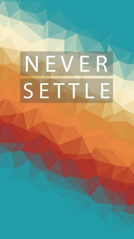 OnePlus 3 Never Settle Original Wallpapers