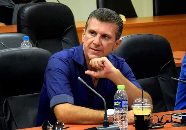Επίσημη υποψηφιότητα Παναγιώτη Τσίγγανου για τον Δήμο Τριφυλίας