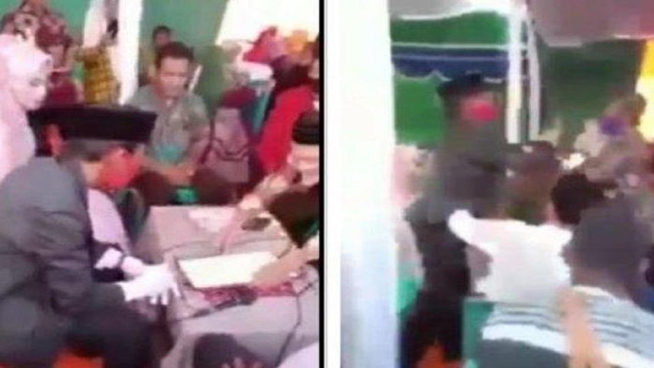 Viral, Video Pria Talak Istrinya Hanya Beberapa Menit Setelah Ijab Kabul Hingga Pernikahan Berakhir Ricuh, Alasannya Tak Terduga!