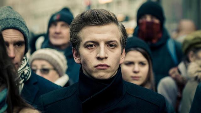 Maciej Musiałowski. Fotograma de Netflix.