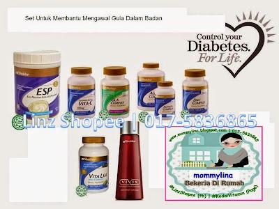 10 tanda awal dan masalah diabetis