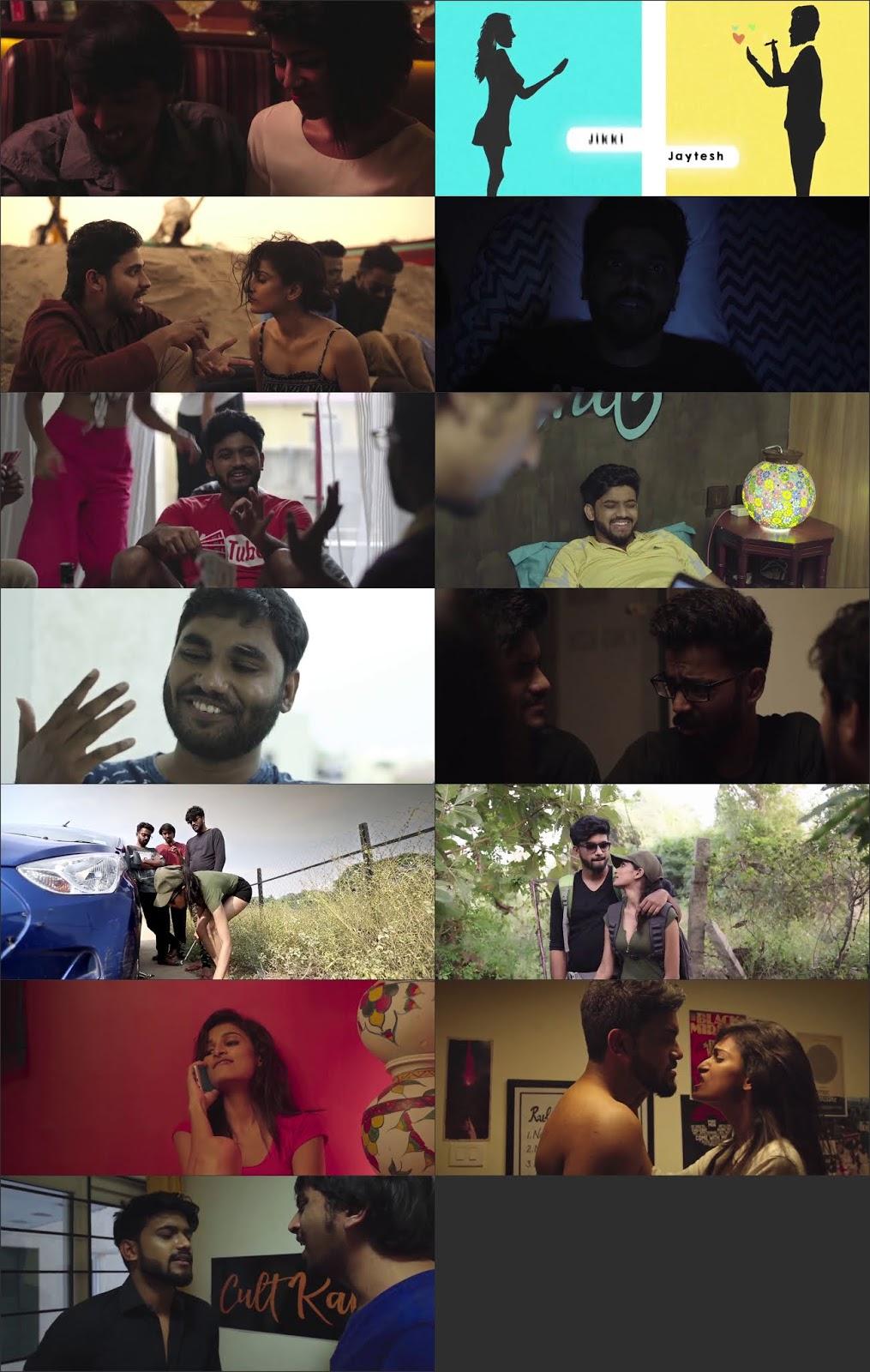 F**k Buddies 2018 WEB-DL 300MB Hindi S01 Download 480p
