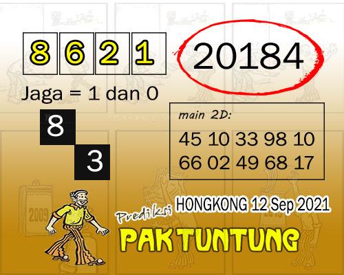 Prediksi Pak Tuntung Hongkong Minggu 12
