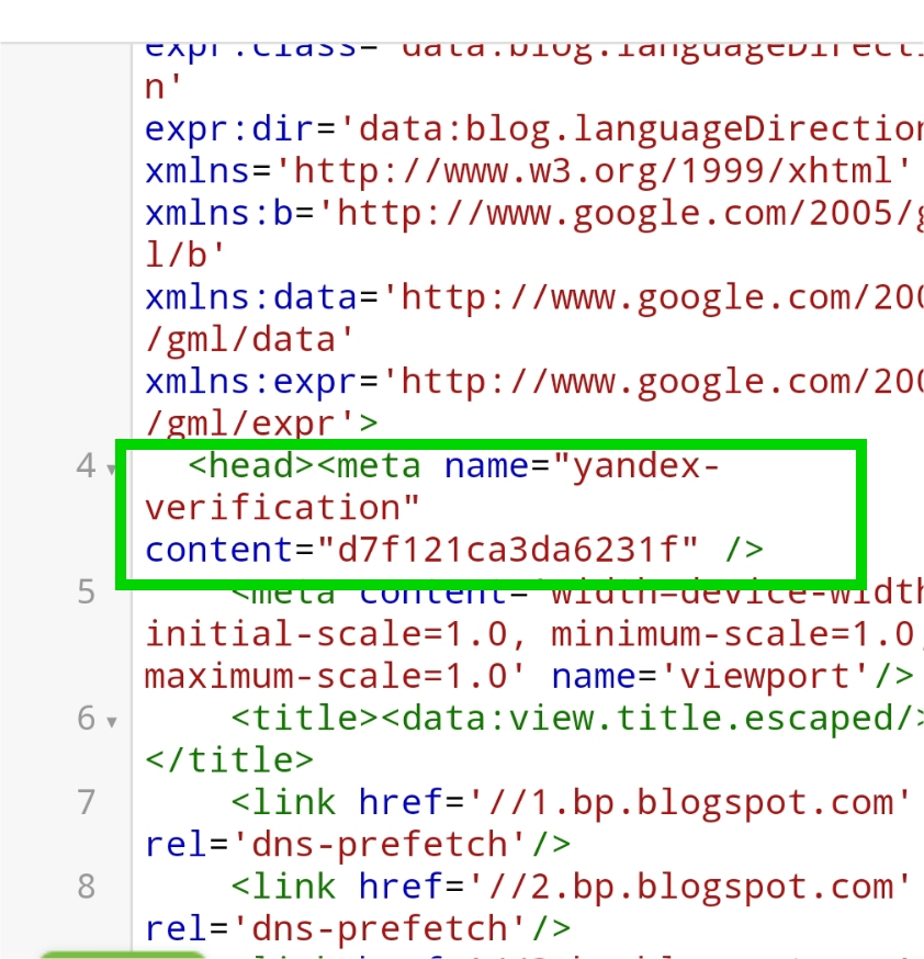 On Page SEO - Submit Your website in Yandex webmaster tools.