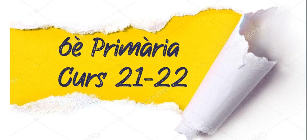 6è Primària
