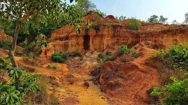 Gangani Garbeta Cave Grand Canyon Of Bengal