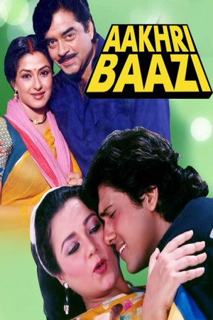 Download Aakhri Baazi (1989) Hindi Movie 720p WEB-DL 1.12GB