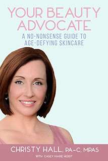 Your Beauty Advocate: A No-Nonsense Guide to Age-Defying Skincare Products and Procedures by Christy Hall - book promotion services
