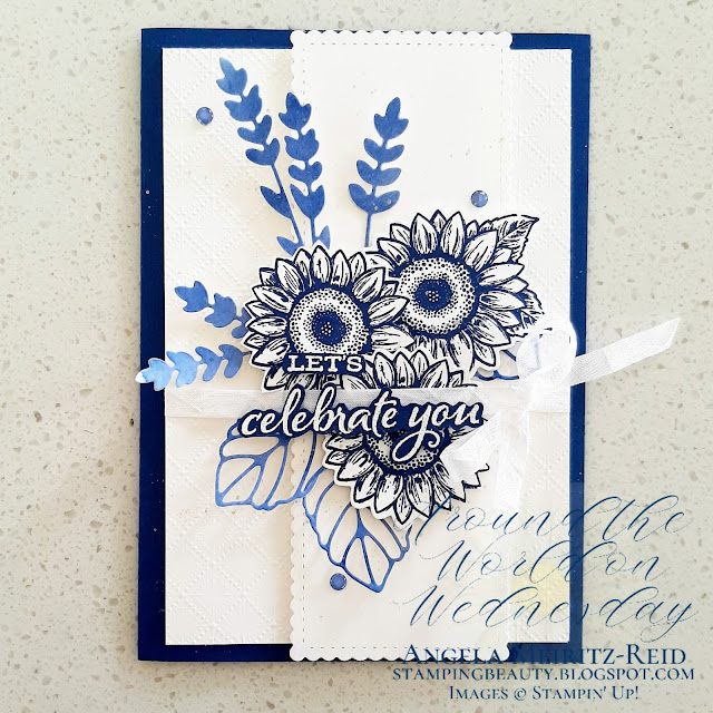 Stamping Beauty, Stampin' Up! Demonstrator Christchurch, NZ