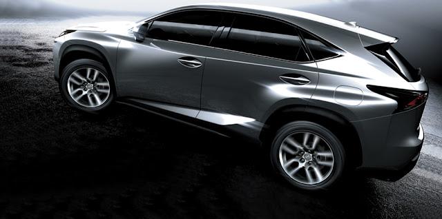 Giá xe Lexus NX200t là 2.577.000.000 VNĐ