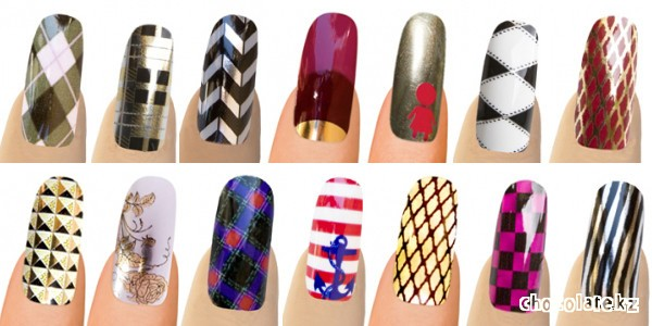 Uñas Decoradas Manos Y Pies Tutoriales
