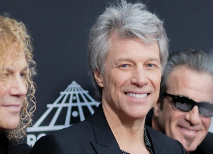 """Bon Jovi transmitirá de forma gratuita su reciente álbum """"2020"""""""