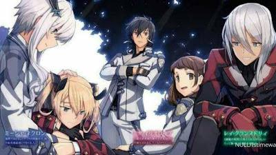 Season 2 Anime Maou Gakuin Resmi Diumumkan Dan Akan Memiliki Dua Cour