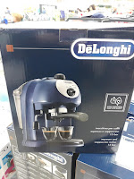 Delonghi espresso and cappuccino maker review