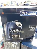 Delonghi espresso and cappuccino maker review