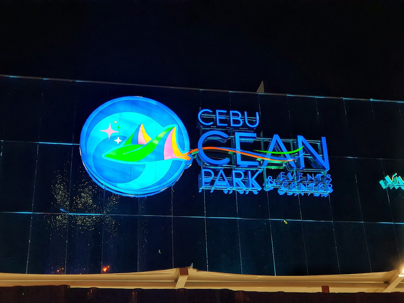 Cebu Ocean Park is now open, admission starts at PHP 600