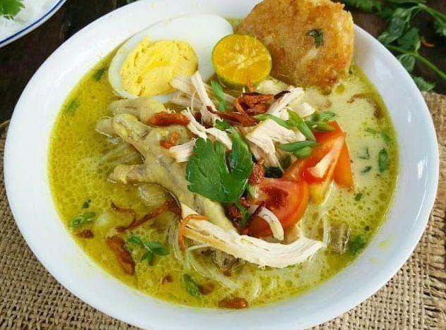 Resep Soto Ayam Medan