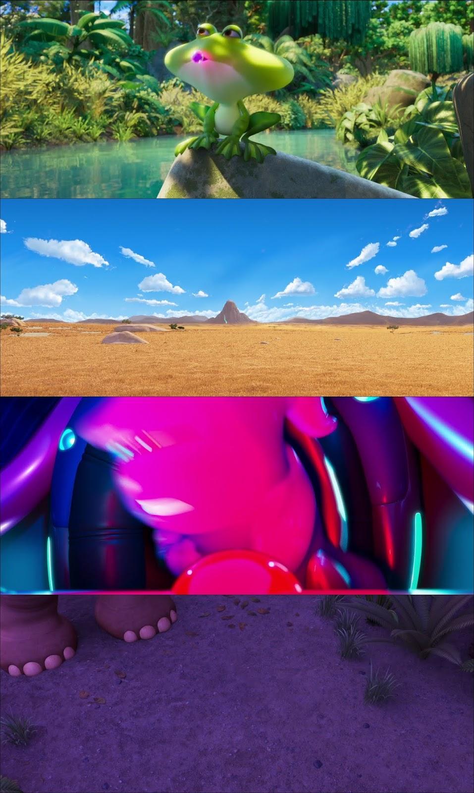 Jungle Beat la Película HD 1080p Latino (2020)