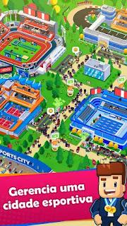 Sports City Tycoon apk mod