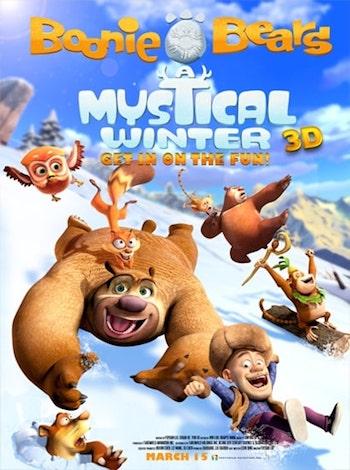 Boonie Bears Mystical Winter 2015 300MB