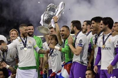Modric Buka Rahasia Kesuksesan Madrid