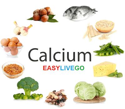 علاج نقص الكالسيوم بالتغذية المنزلية والمكملات الغذائية