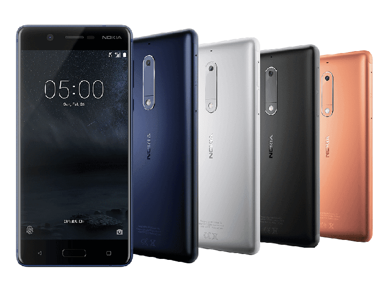 This is Nokia 5