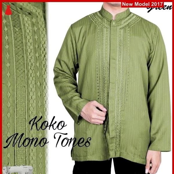 MSF0189 Model Koko Muslim Murah Mono Tones BMG