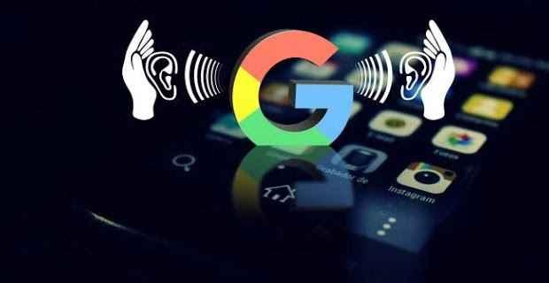 google-spying-جوجل تقوم بمراقبة الميكروفون في اجهزتك وتسجيل كل شيء