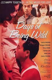 A Phi Chính Truyện - Days Of Being Wild (1990)