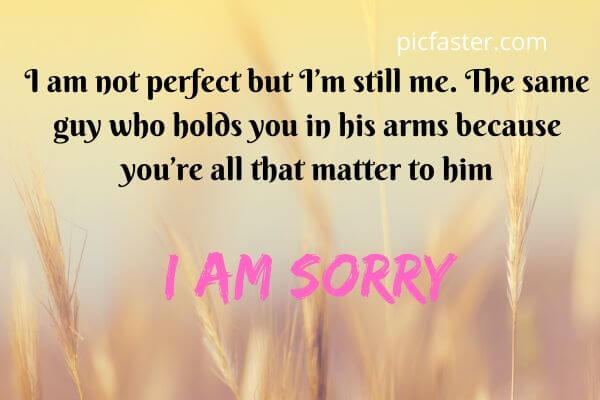 Latest Sorry Images For Lover Download 2020 | Sorry Images For Lover With Quotes In English