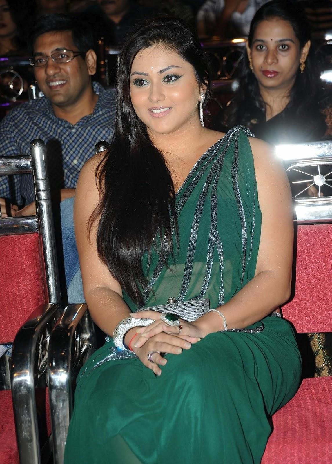Namitha Maya at lux cinema award 2012 - latest stills 014