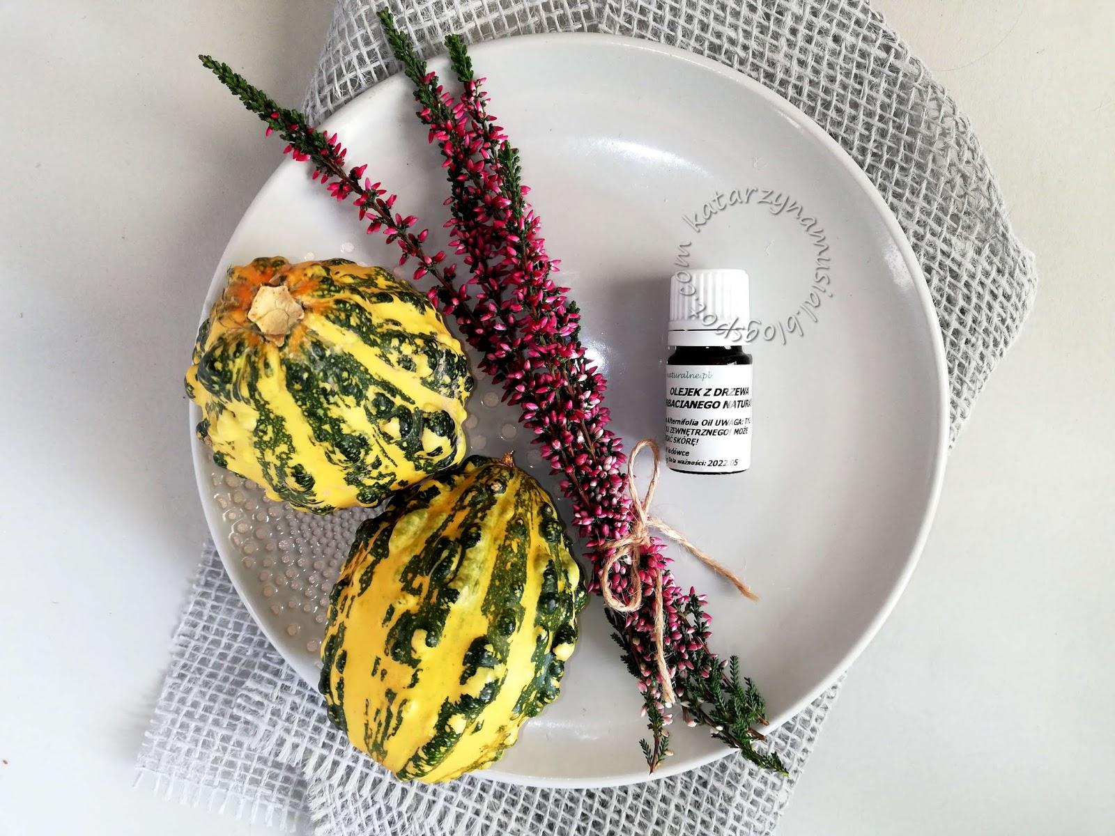 Olejek z drzewa herbacianego kosmetykiem S.O.S!