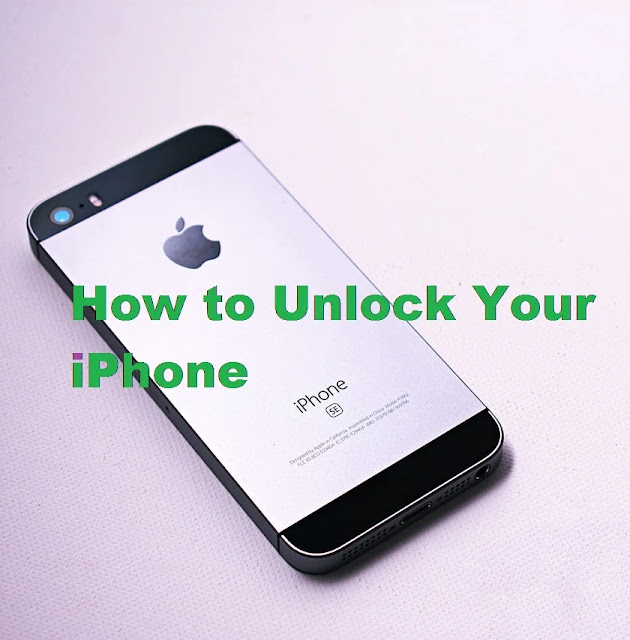 How to Unlock Your iPhone
