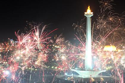 Acara Menarik Tahun Baru 2020 di Jakarta