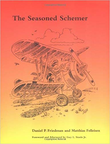 The Seasoned Schemer front cover
