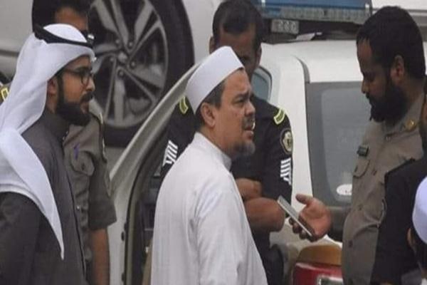 BIN Tegaskan Tak Pernah Anggap Habib Rizieq Musuh