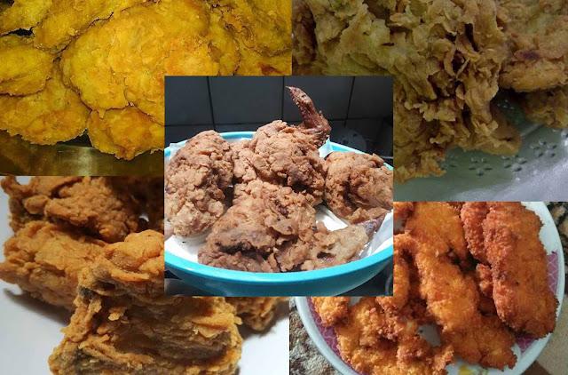 5 Resep Ayam Goreng Crispy Makyus