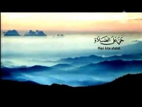 Adzan Maghrib Trans7 Terbaru Suara Merdu Dan Jernih